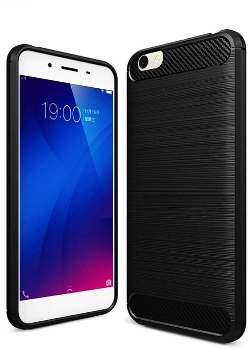 sports shoes 127ff 814ec Genuine Back Cover for VIVO Y69 BLACK BACK COVER PERFECT FIT EDGE TO ...