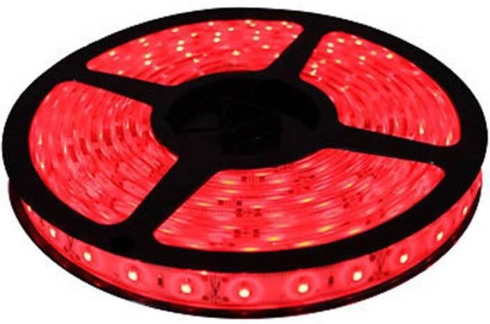 V-Light 196.85 inch Red Rice Lights