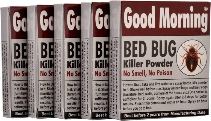 Statue Ayurvedic Good Morning Bed Bug Killer Powder Buy Baby Care