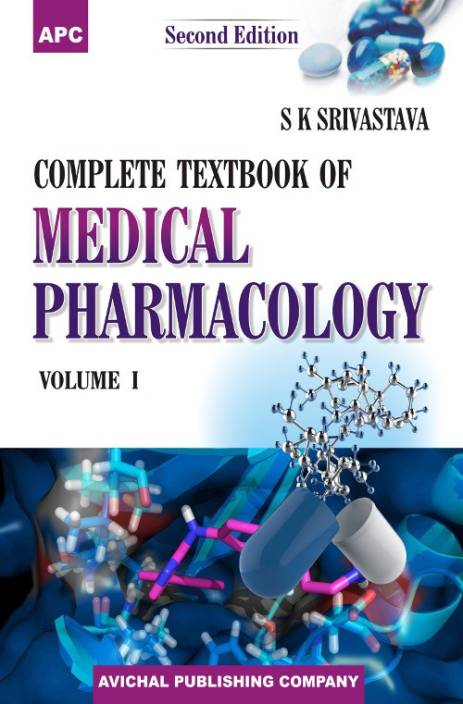A Complete Textbook of Medical Pharmacology (Volumes I and II) : pharmocology