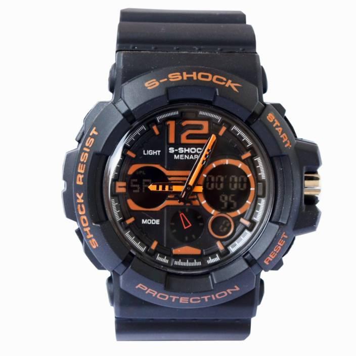 c6743f7e66a VITREND ™ S-Shock Menard Protection-Twin Sensor-Tide Graph WR-20BAR Fashion  New Watch - For Men   Women - Buy VITREND ™ S-Shock Menard Protection-Twin  ...
