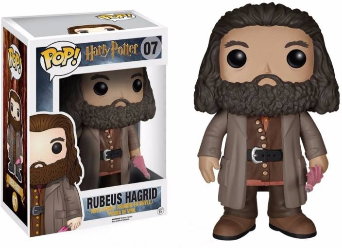 Funko Pop Harry Potter Merchandise Rubeus Hagrid Large 6