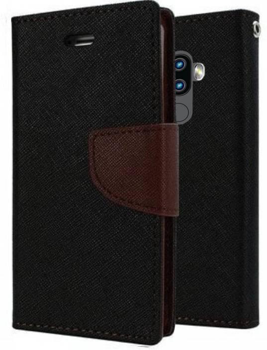 finest selection 8300e 04d78 Spicesun Flip Cover for Lenovo K8 Plus
