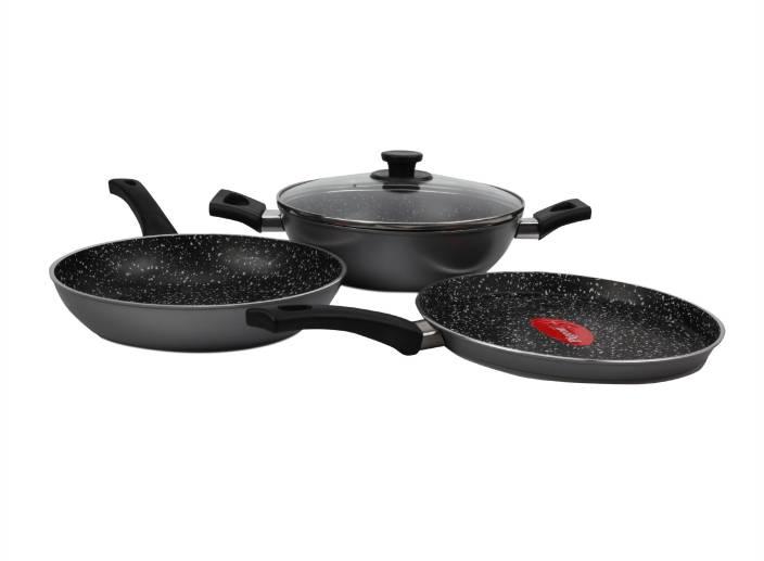 Pigeon Essentials Induction Bottom Cookware Set
