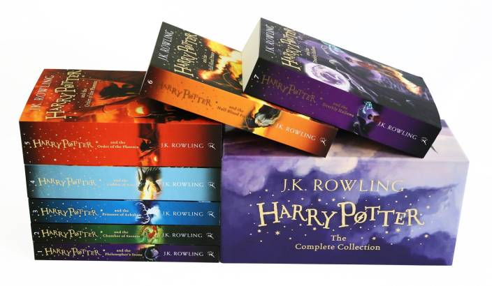 Harry Potter BoxSet 2014