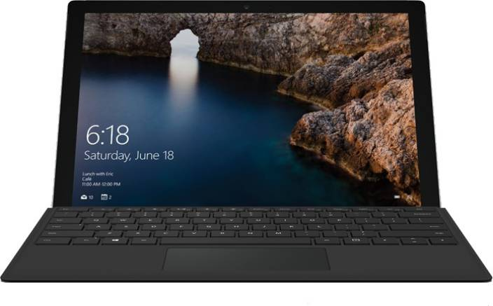e4005b64b92 Microsoft Surface Pro 4 Core m3 6th Gen - (4 GB 128 GB SSD Windows 10 Home) 1724  2 in 1 Laptop (12.3 inch