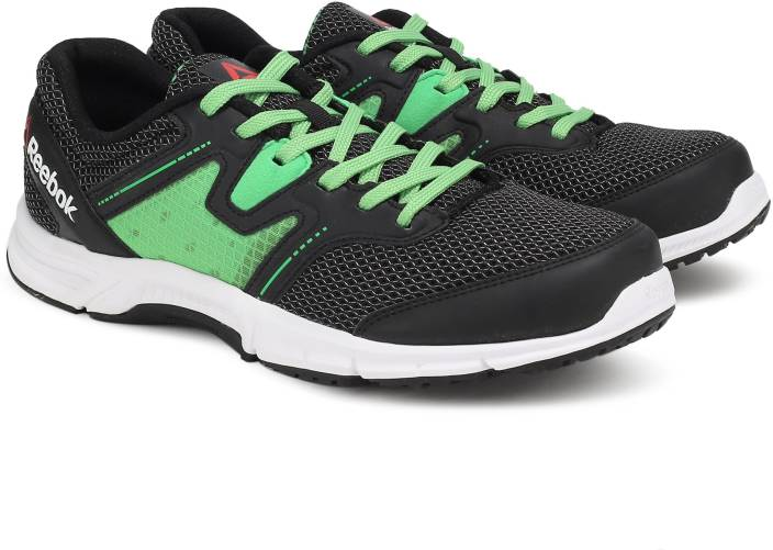 reebok shoes black. reebok carthage run running shoes black a