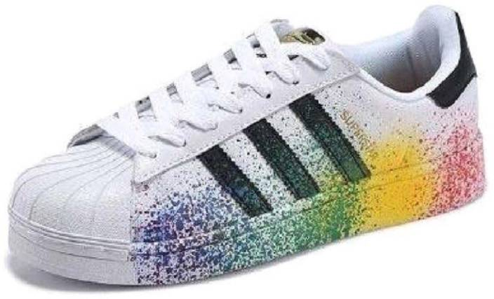 a2af93e4 Savecart Adidas Superstar Splash Sneakers For Women - Buy Savecart ...
