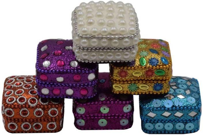 Nuovo Fashion Decorative Gift And Jewelry Box Home Decor Table