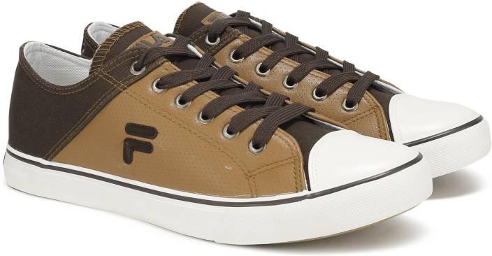 fila shoes brown. fila rescue canvas shoes brown n
