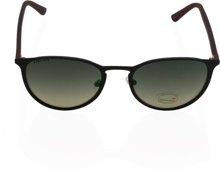 5ccee9400a Buy Fastrack Round Sunglasses Blue For Men Online   Best Prices in ...