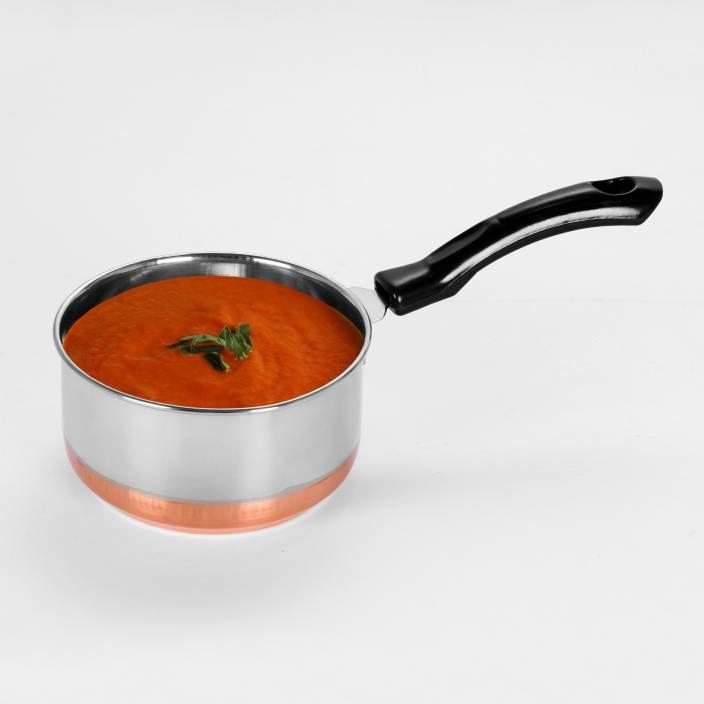 Sumeet Stainless Steel Copper Bottom No 11 15 Liters Sauce