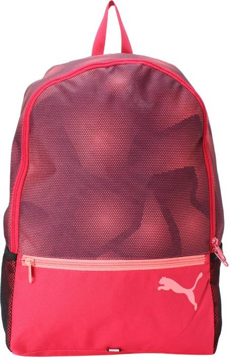 5dba490962bb Puma Alpha 25 L Laptop Backpack Love Potion - Price in India ...