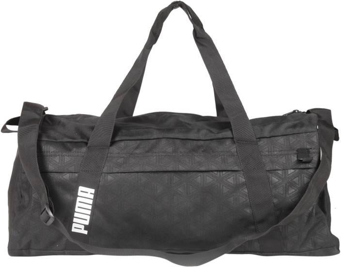 828faa66a3 Puma Core Active Travel Duffel Bag Black - Price in India