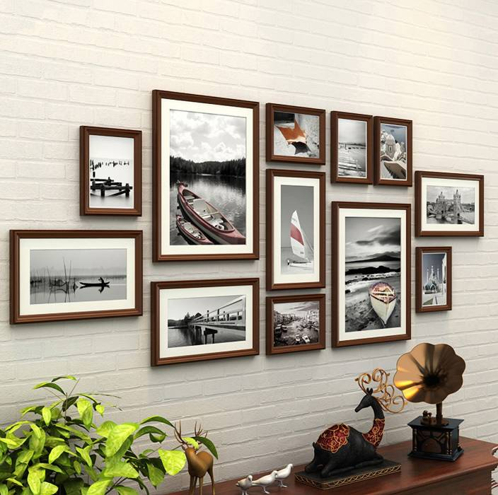 Wollwoll Wood Photo Frame