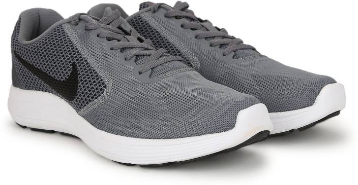 Nike REVOLUTION 3 Running Shoes For Men