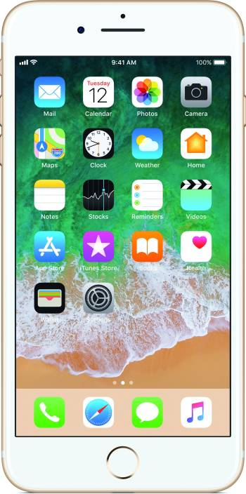 Apple Iphone 7 Plus Gold 32 Gb Mobile Phone Online At Best Price