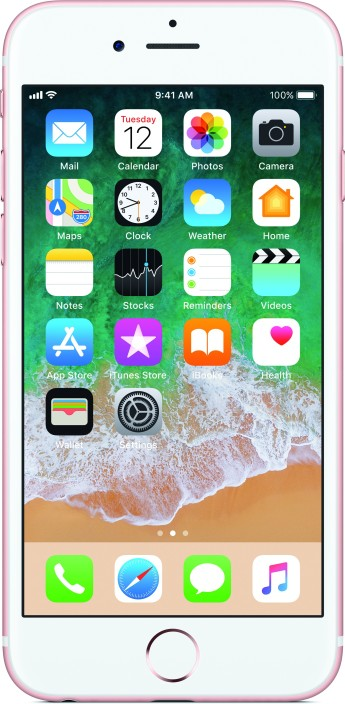 Newly 'leaked' images of what is claimed to be the iPhone 6s depict a pink body