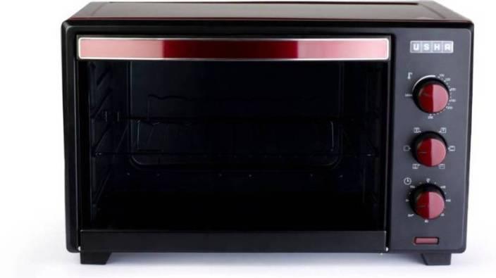 Usha 19-Litre 3619R Oven Toaster Grill (OTG)