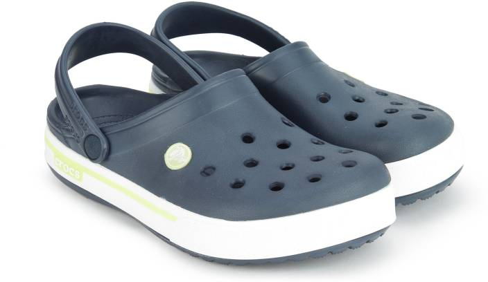 6a83df4173 Crocs Men 410 Clogs - Buy NAVY Color Crocs Men 410 Clogs Online at Best  Price - Shop Online for Footwears in India | Flipkart.com