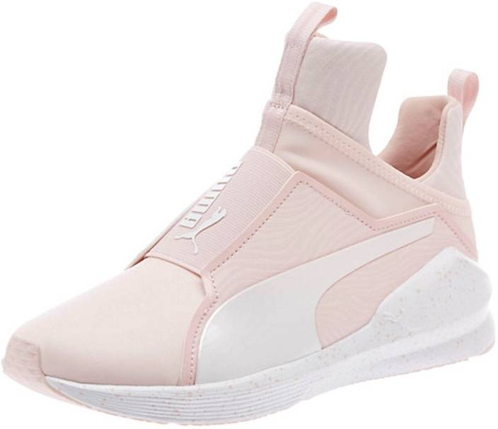8f722be38b55 Puma Fierce Bleached Training   Gym Shoes For Women - Buy Veiled  Rose-Whisper White Color Puma Fierce Bleached Training   Gym Shoes For Women  Online at Best ...