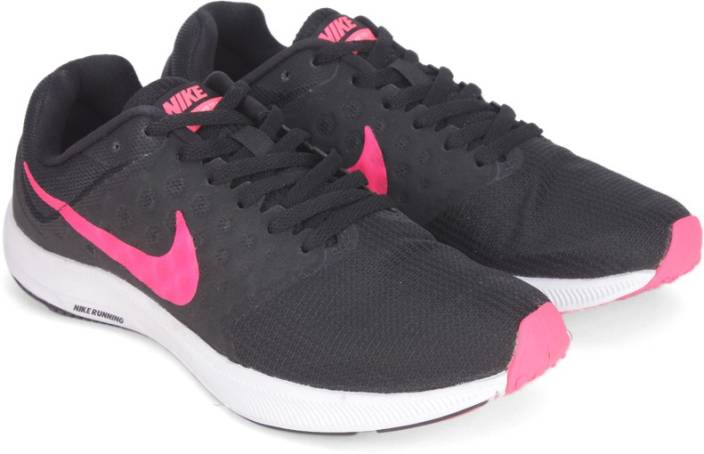 Nike WMNS NIKE DOWNSHIFTER 7 Running Shoes For Women - Buy BLACK ... 7cbe88f67b