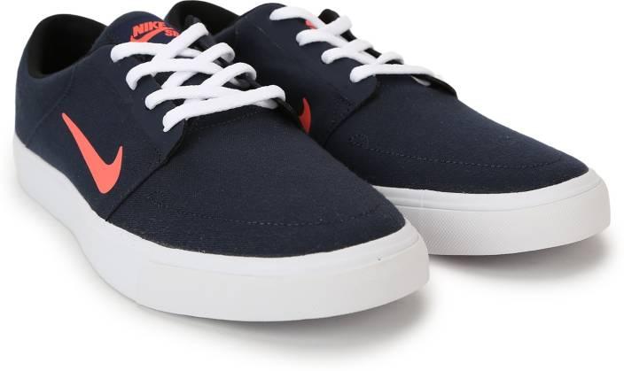Nike SB PORTMORE CNVS Sneakers For Men