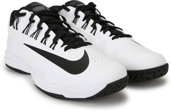 a5804b59dac6 Nike LUNAR BALLISTEC 1.5 Tennis Shoes For Men - Buy White Cool Grey ...