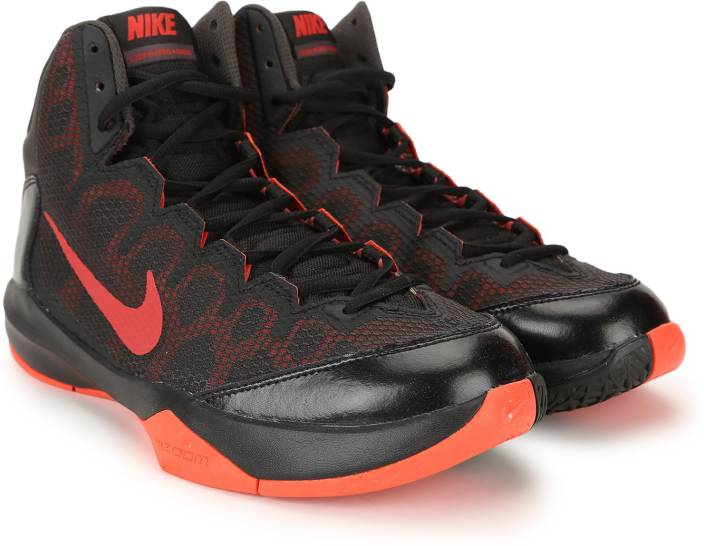Nike Zoom Without A Doubt Basketball Shoes For Men Buy Dp Pwtr