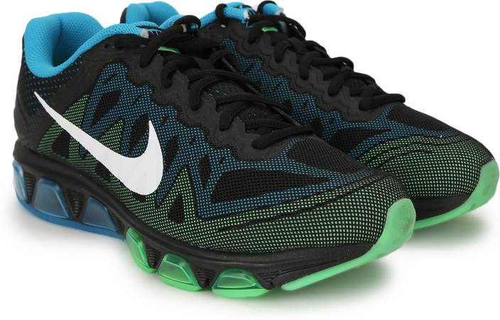 designer fashion a49c7 d0b59 Nike AIR MAX TAILWIND 7 Running Shoes For Men (Black)