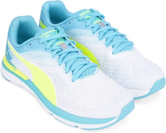 05cf285758b59e Puma Speed 300 IGNITE Wn Running Shoes For Women - Buy Puma White ...