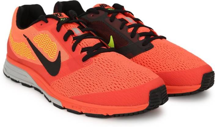 c81198d184cf Nike AIR ZOOM FLY 2 Running Shoes For Men - Buy Bright Crimson Black ...