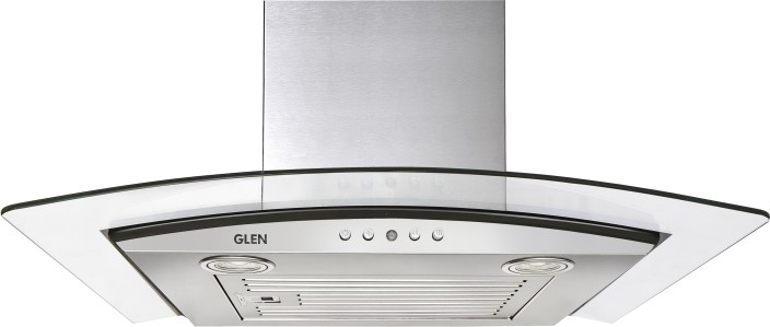 GLEN Kitchen Chimney GL 6071 EX 60cm 750m3/hr Easy Clean Baffle Filter    Life