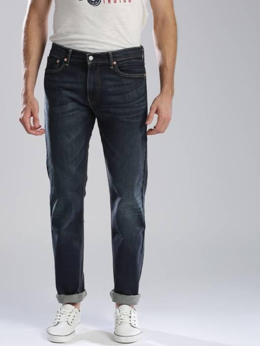 Levi's Regular Men's Dark Blue Jeans