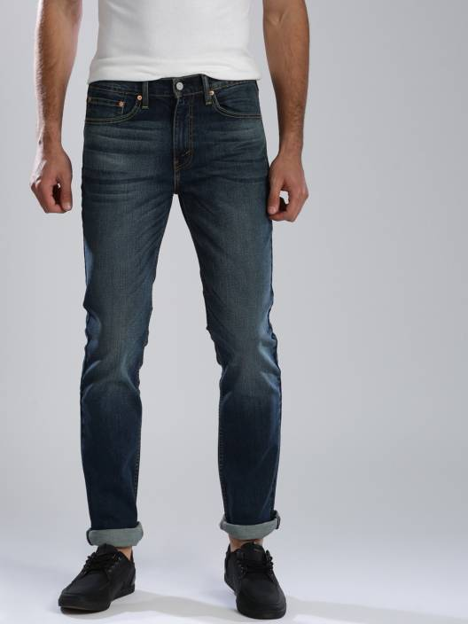 Levi's Slim Men's Dark Blue Jeans