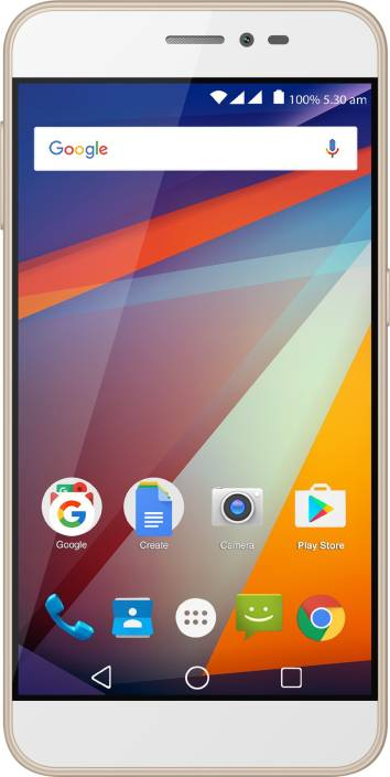 Panasonic P85 (Gold, 16 GB)