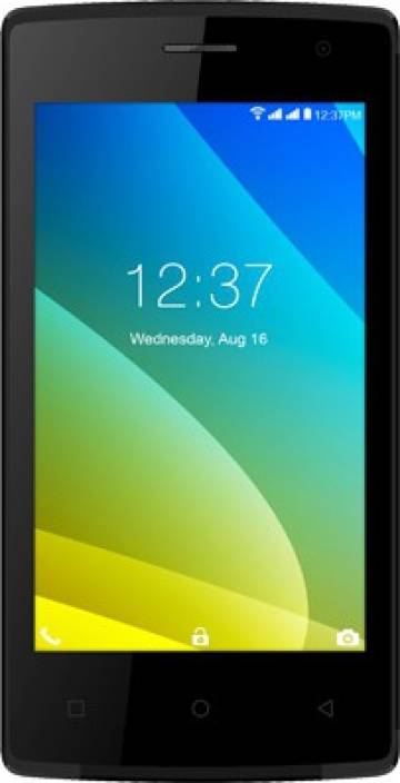 Intex Aqua A4 (Black, 8 GB)