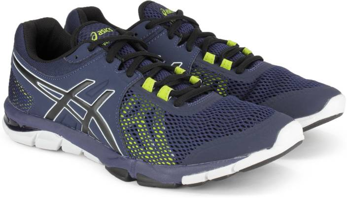 bf60d2a6c Asics GEL-CRAZE TR 4 Gym and Training Shoes For Men - Buy PEACOAT ...