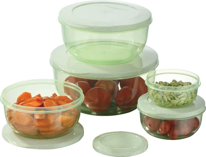 MasterCook  - 290 ml, 580 ml, 1000 ml, 1700 ml, 2700 ml Plastic Grocery Container