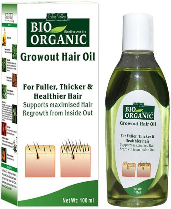 32259137af Indus Valley BIO Believe-in-Organic Growout Hair Oil - Price in ...