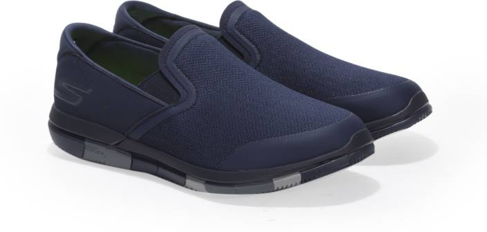 98b81f03555a Skechers Walking Shoes For Men - Buy Navy