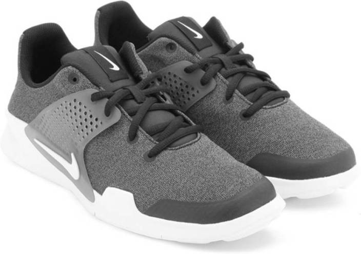 c0f78b67785e Nike ARROWZ Sneakers For Men - Buy BLACK WHITE-DARK GREY NOIR GRIS ...