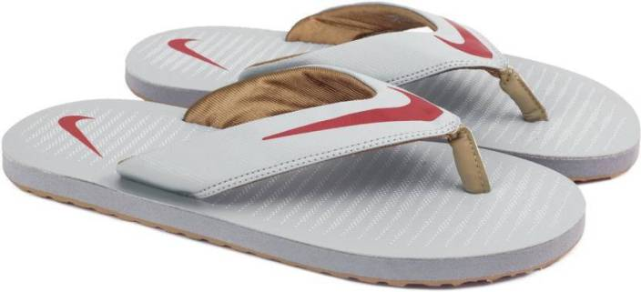 4ab5e4613267 Nike CHROMA THONG 5 Slippers - Buy WOLF GREY/CEDAR-KHAKI Color Nike CHROMA  THONG 5 Slippers Online at Best Price - Shop Online for Footwears in India  ...