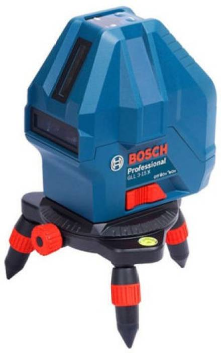 Bosch GLL 3-15 X Self Leveling Line Laser GLL 3-15 X Non-magnetic  Engineer s Precision Level (30 cm) 7a3c9d297ffa