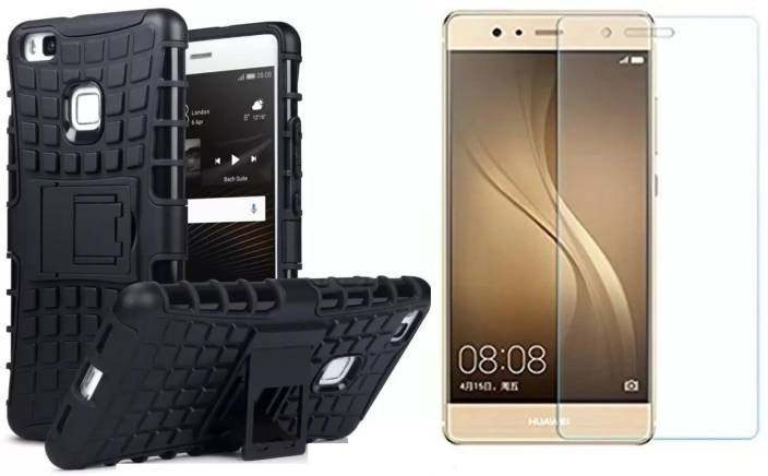best service 01821 4f06e S-Hardline Case Accessory Combo for Huawei P9 lite Price in India ...