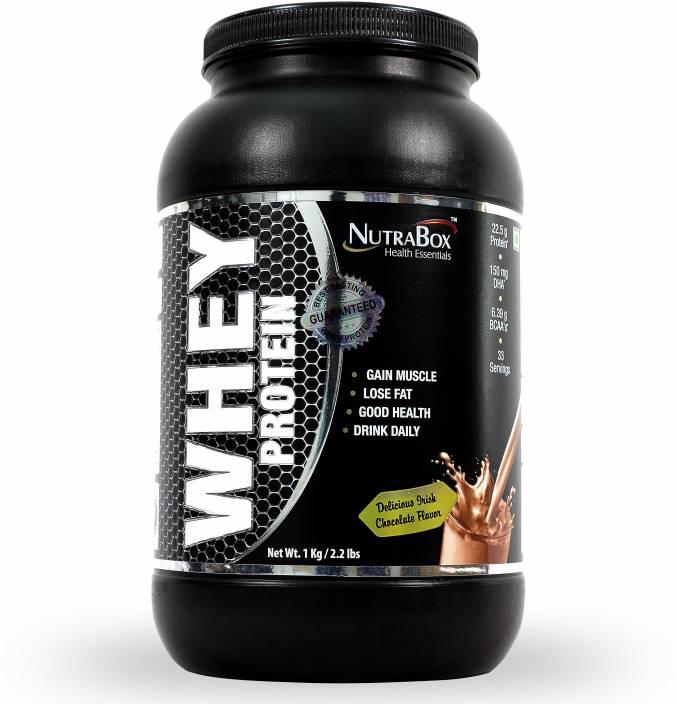Nutrabox Whey Protein