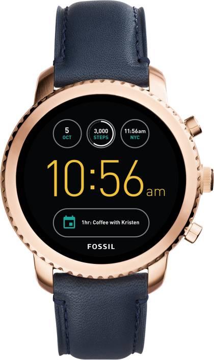 43385ed01dcf6 Fossil Gen 3 Q Explorist Rose Gold Smartwatch