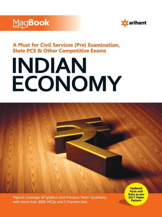 Magbook Indian Economy: Buy Magbook Indian Economy by Arihant