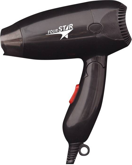 Four Star FST-3100 silky hot And Cold Foldable Hair Dryer