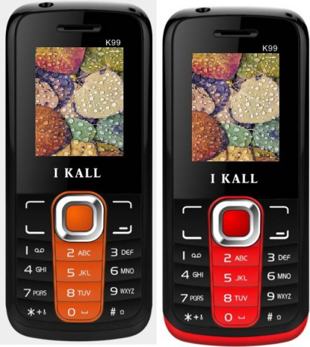 e7a47c76770 I Kall K99 Combo Of Two Mobile Online at Best Price Only On Flipkart.com